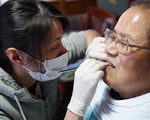 訪問歯科診療のながれ